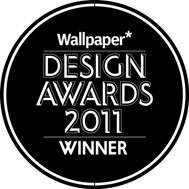 Wallpaper - Design awards 2011 Winner