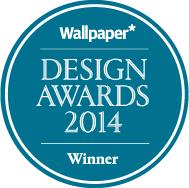 Wallpaper Design Awards 2014 - Best Transparency