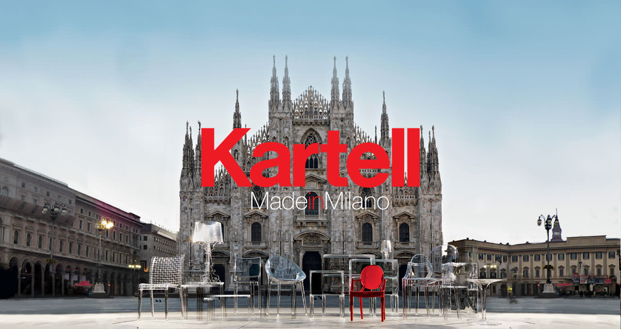 Kartell – Made in Italy design – furniture, decorations, lighting ...