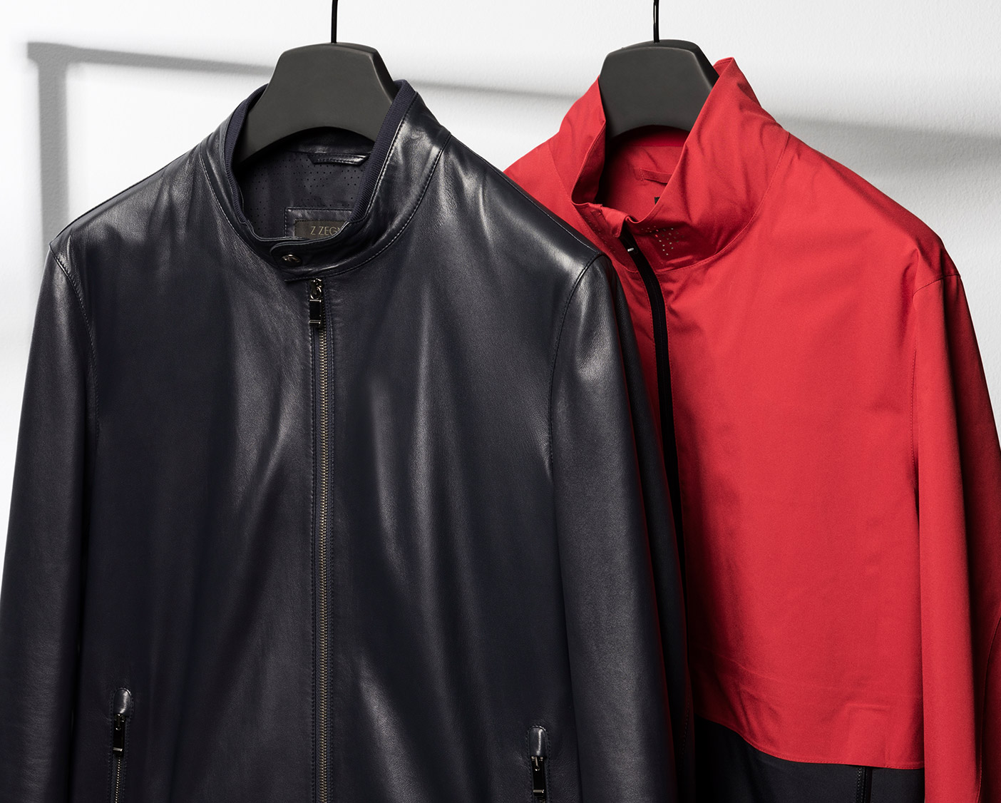 Men's outerwear and bomber jackets on sale: summer 2016 | Zegna