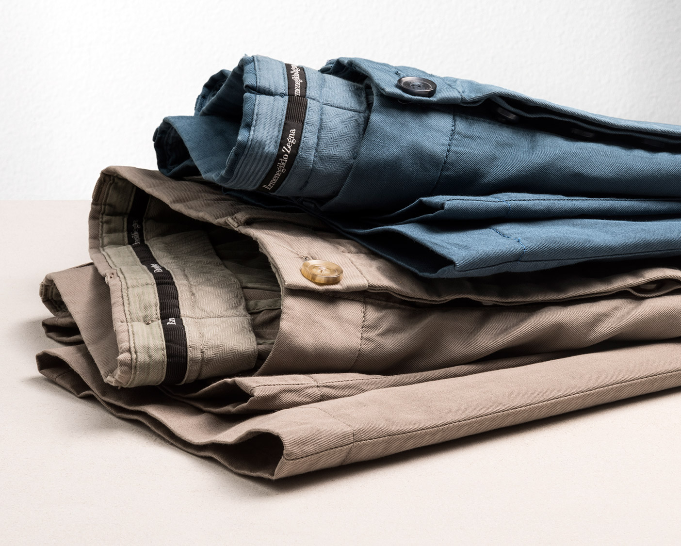 Men's pants and jeans on sale, spring summer 2016 | Zegna