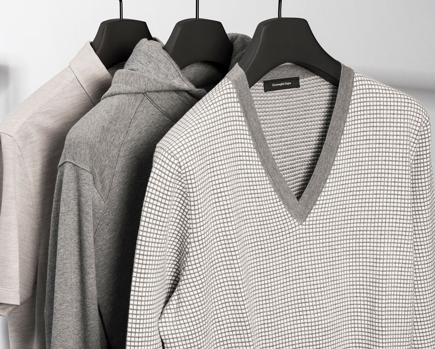 Men's polos and knitwear on sale, spring summer 2016 | Zegna
