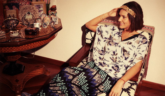The world (and wardrobe) of Margherita Maccapani Missoni