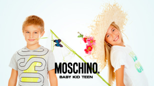 Moschino: Baby, Kid &amp; Teen