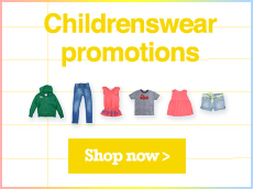 Childrenswear promotions