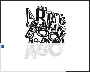 Das künstlerische Malbuch