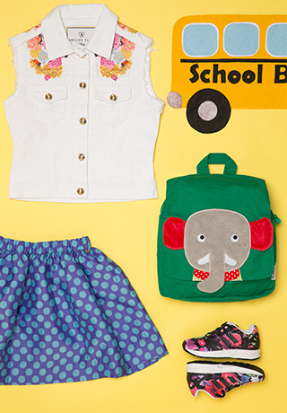FOR HER: BACK TO SCHOOL