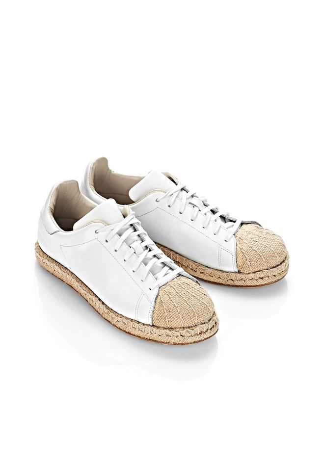 Alexander Wang Rian' Lace-Up Espadrille Sneaker (Women)