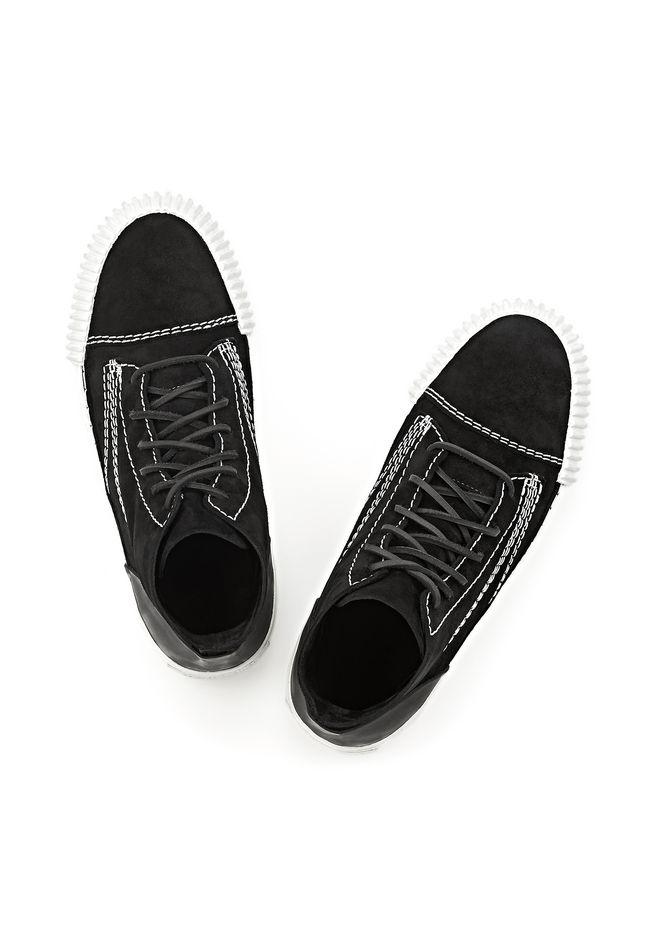 ALEXANDER WANG PERRY SUEDE SNEAKERS Sneakers Adult 12_n_a