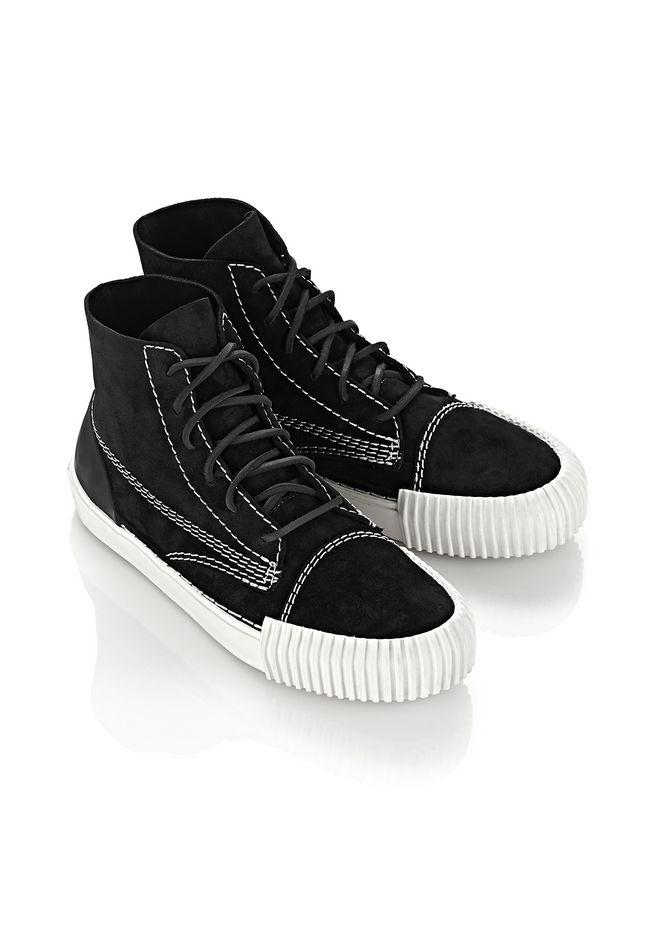 ALEXANDER WANG PERRY SUEDE SNEAKERS Sneakers Adult 12_n_d