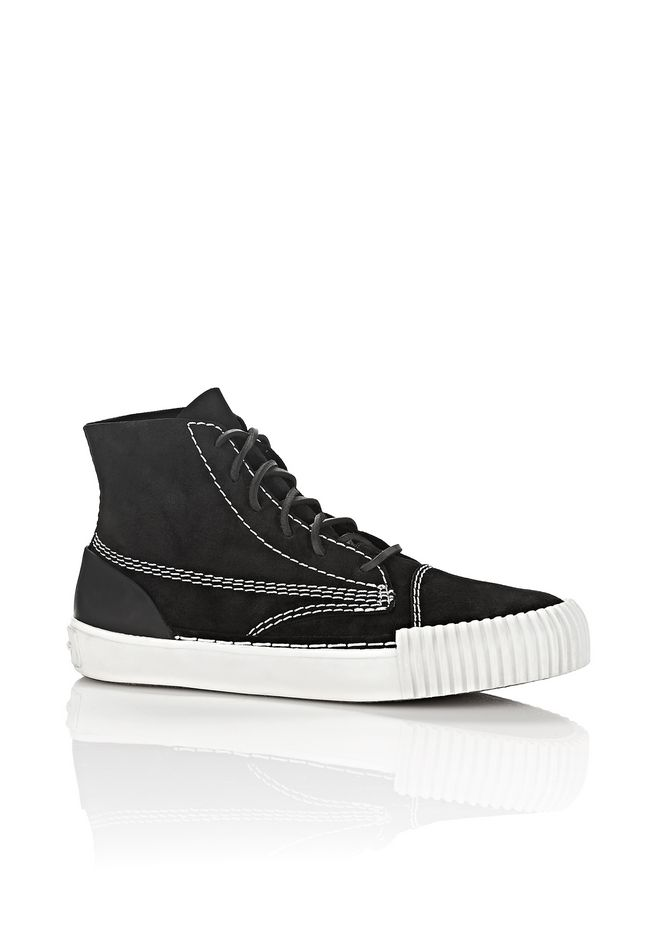 Alexander Wang Leather Trainers ihSl8Q
