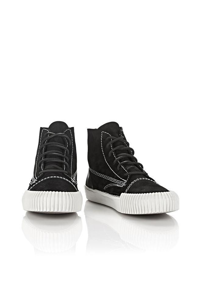 ALEXANDER WANG PERRY SUEDE SNEAKERS Sneakers Adult 12_n_r