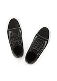 ALEXANDER WANG PERRY SUEDE SNEAKERS Sneakers Adult 8_n_a
