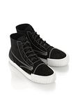 ALEXANDER WANG PERRY SUEDE SNEAKERS Sneakers Adult 8_n_d