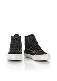 ALEXANDER WANG PERRY SUEDE SNEAKERS Sneakers Adult 8_n_r
