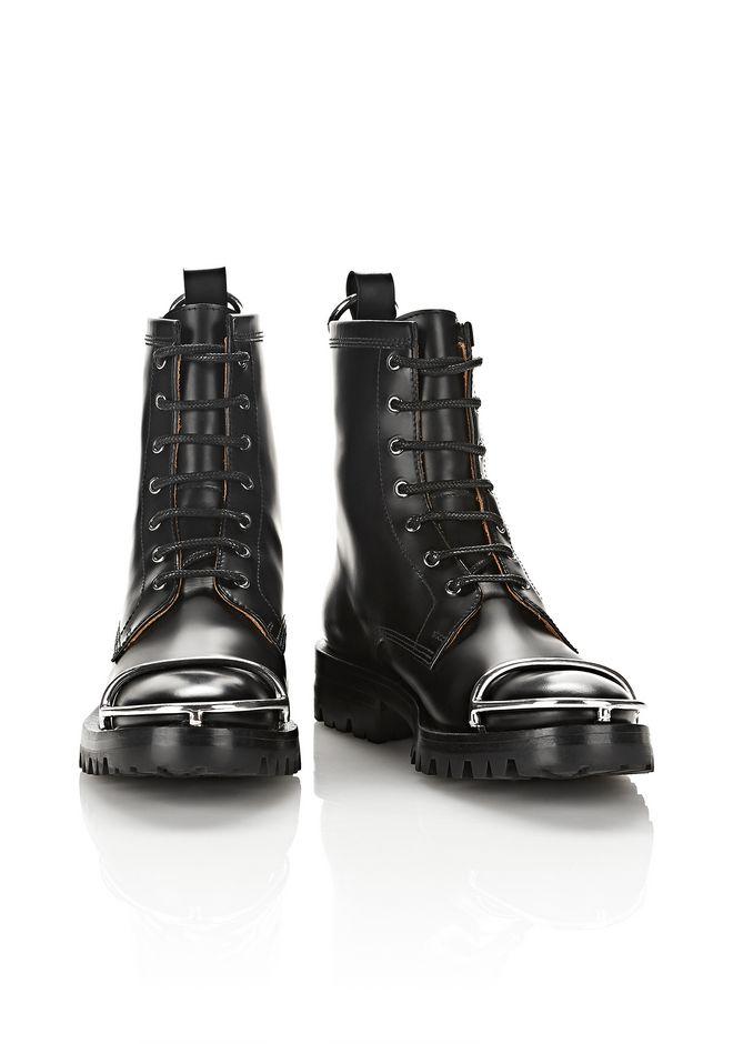 ALEXANDER WANG LYNDON BOOT WITH METAL TOE CAP ブーツ Adult 12_n_a