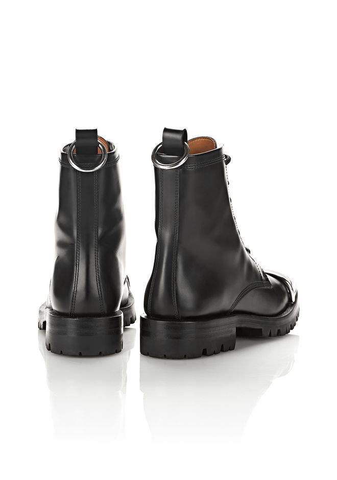ALEXANDER WANG LYNDON BOOT WITH METAL TOE CAP ブーツ Adult 12_n_d