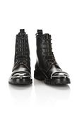 ALEXANDER WANG LYNDON BOOT WITH METAL TOE CAP ブーツ Adult 8_n_a