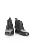 ALEXANDER WANG KORI OXFORD WITH YELLOW GOLD BOOTS Adult 8_n_a