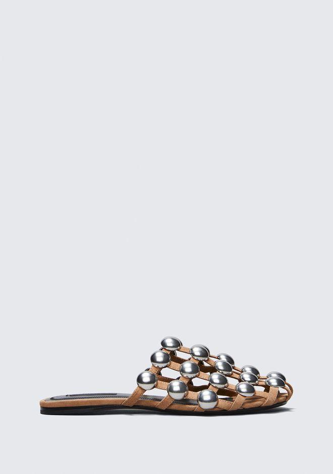 ALEXANDER WANG sandals AMELIA SUEDE SANDAL