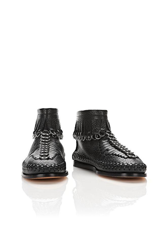 ALEXANDER WANG MONTANA FRINGE BOOT 靴子 Adult 12_n_a