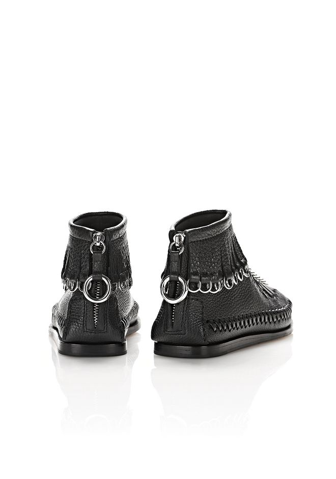 ALEXANDER WANG MONTANA FRINGE BOOT 靴子 Adult 12_n_d