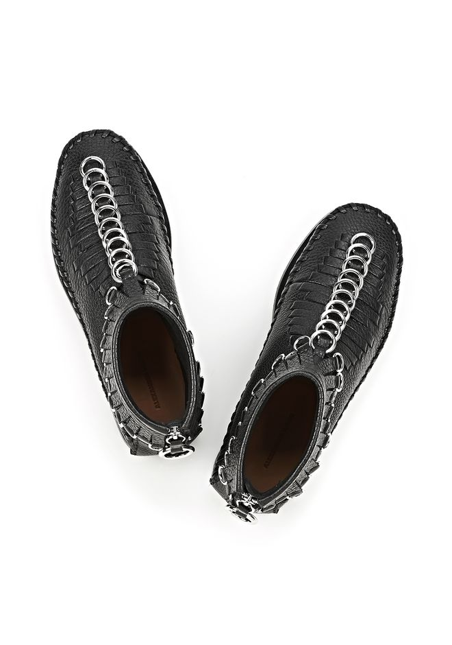 ALEXANDER WANG MONTANA FRINGE BOOT 靴子 Adult 12_n_e