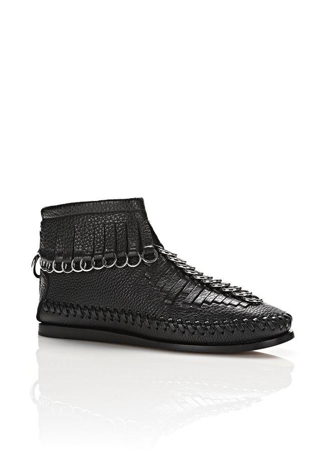 ALEXANDER WANG MONTANA FRINGE BOOT 靴子 Adult 12_n_f