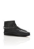 ALEXANDER WANG MONTANA FRINGE BOOT 靴子 Adult 8_n_f