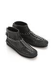 ALEXANDER WANG MONTANA FRINGE BOOT 靴子 Adult 8_n_r