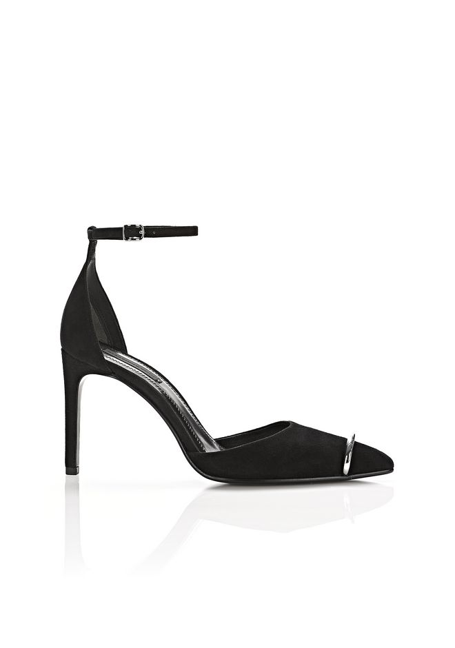 Alexander Wang Suede Pumps Buy Cheap Pictures Buy Cheap Authentic Buy Cheap Buy Discount Manchester Great Sale w8HgkXl