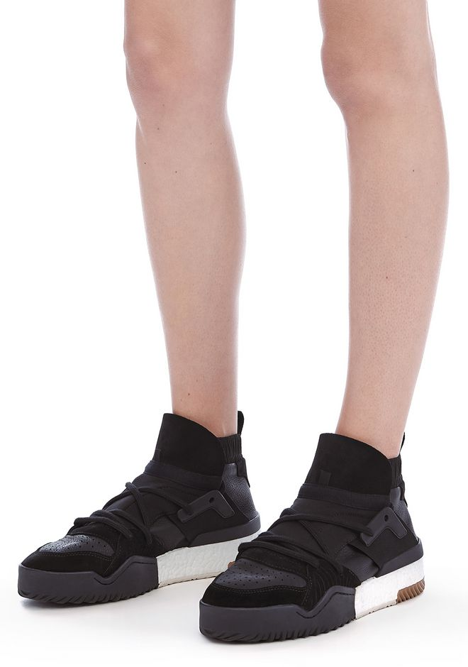 ALEXANDER WANG ADIDAS ORIGINALS X BY AW BBALL SHOES Sneakers Adult 12_n_r