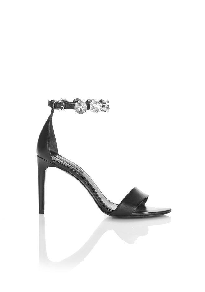 Alexander Wang Woman Studded Suede Sandals Black Size 40 Alexander Wang Discount How Much NeIpTVLIAz
