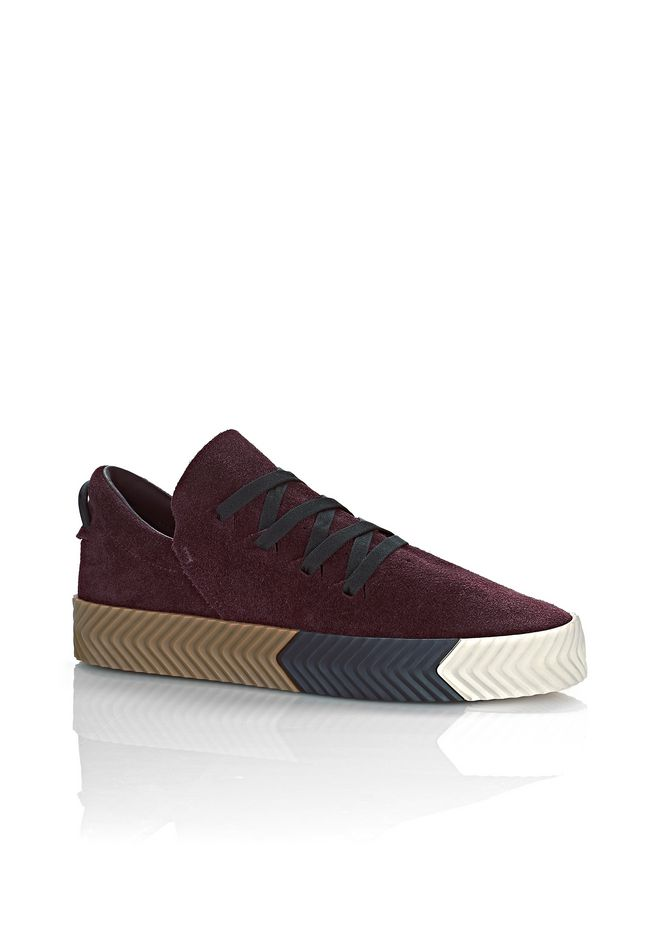 ALEXANDER WANG ADIDAS ORIGINALS BY AW SKATE SHOES Sneakers Adult 12_n_f