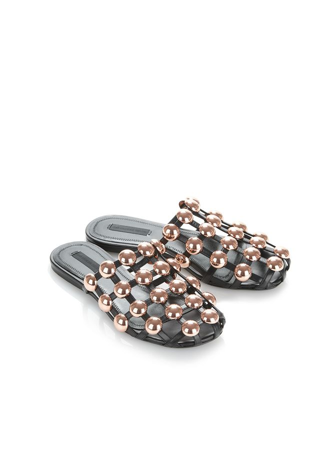 ALEXANDER WANG AMELIA SANDAL 鞋履 Adult 12_n_r