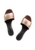 ALEXANDER WANG METALLIC LOU SANDAL  平底鞋 Adult 8_n_d