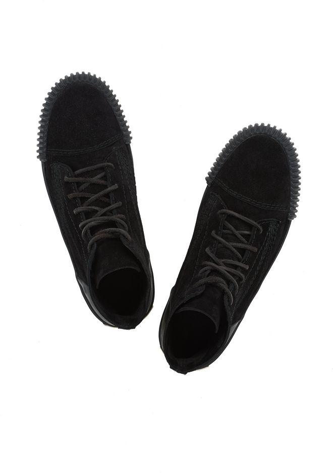 ALEXANDER WANG PERRY SUEDE SNEAKER Sneakers Adult 12_n_a