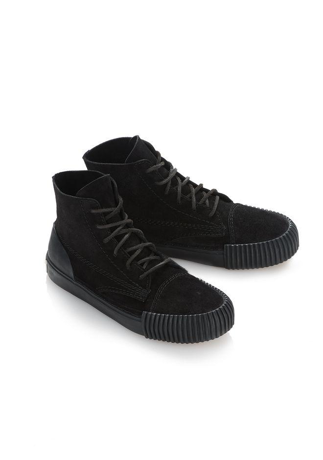 ALEXANDER WANG PERRY SUEDE SNEAKER Sneakers Adult 12_n_d