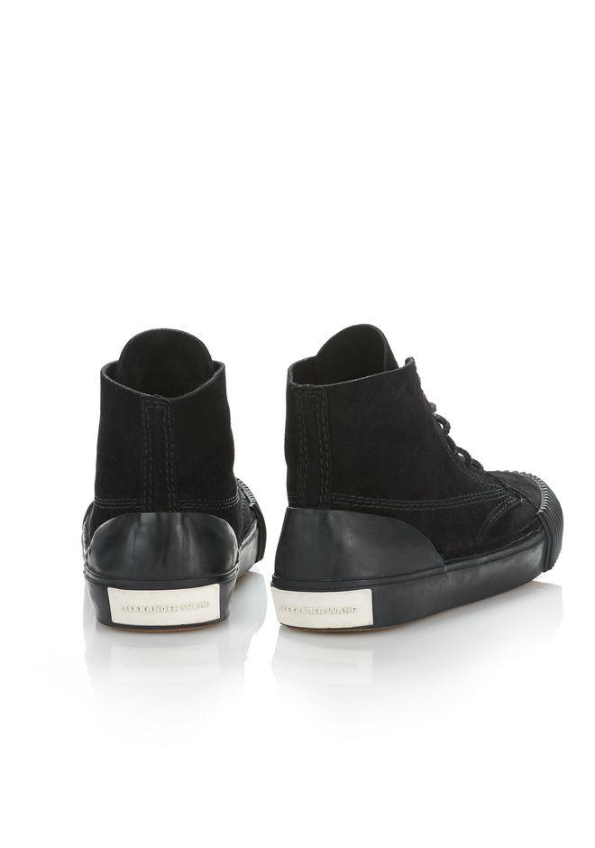 ALEXANDER WANG PERRY SUEDE SNEAKER Sneakers Adult 12_n_e