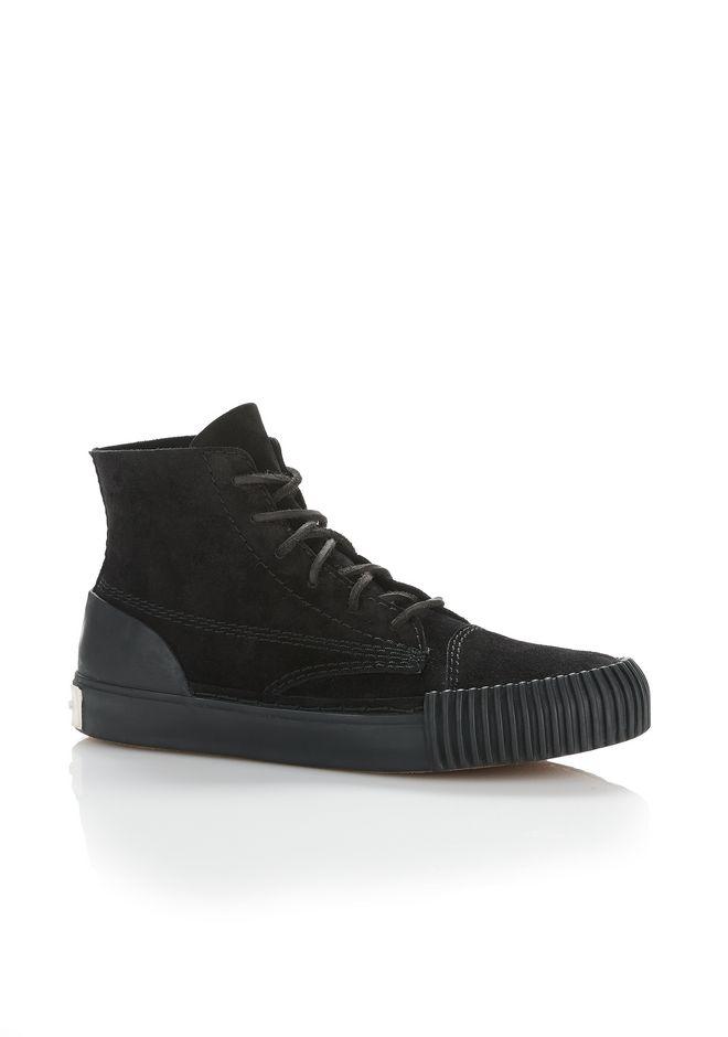 ALEXANDER WANG PERRY SUEDE SNEAKER Sneakers Adult 12_n_f