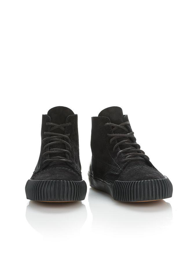 ALEXANDER WANG PERRY SUEDE SNEAKER Sneakers Adult 12_n_r