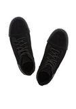 ALEXANDER WANG PERRY SUEDE SNEAKER Sneakers Adult 8_n_a