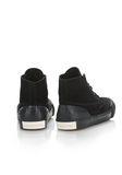 ALEXANDER WANG PERRY SUEDE SNEAKER Sneakers Adult 8_n_e