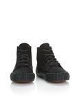 ALEXANDER WANG PERRY SUEDE SNEAKER Sneakers Adult 8_n_r