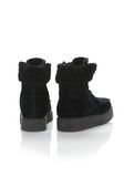 ALEXANDER WANG NOAH SUEDE BOOT WITH SHEARLING  BOOTS Adult 8_n_e