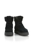 ALEXANDER WANG NOAH SUEDE BOOT WITH SHEARLING  BOOTS Adult 8_n_r