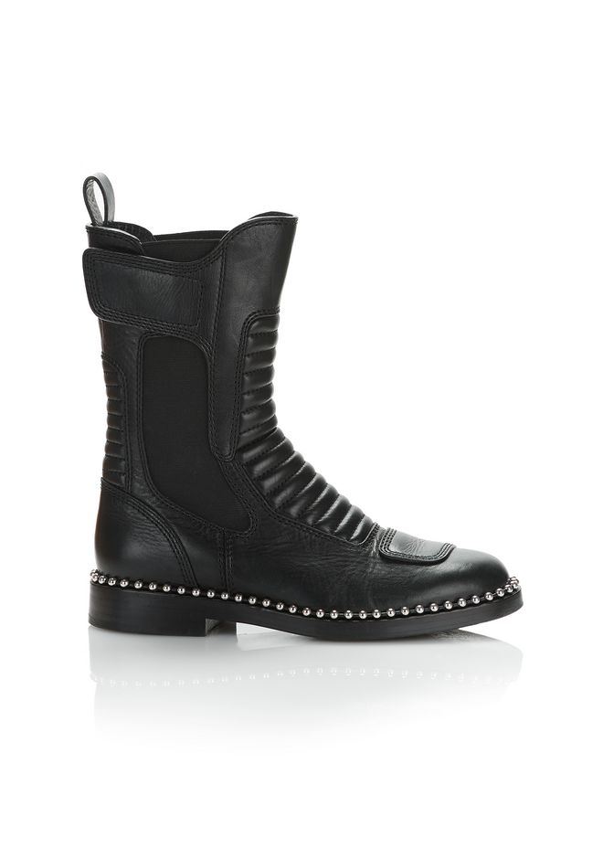 ALEXANDER WANG MICA BOOT BOOTS Adult 12_n_f