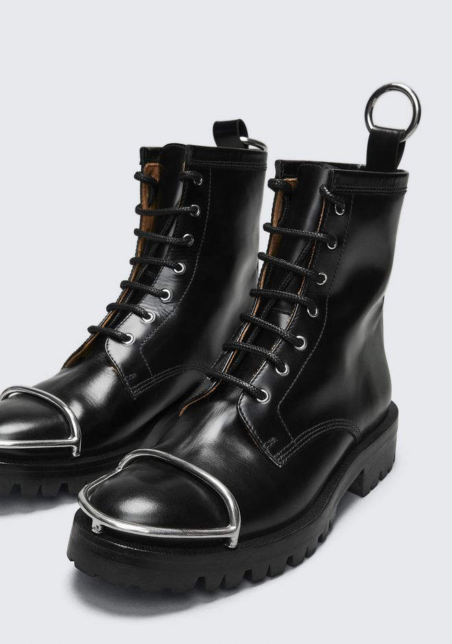 ALEXANDER WANG LYNDON BOOT BOOTS Adult 12_n_r