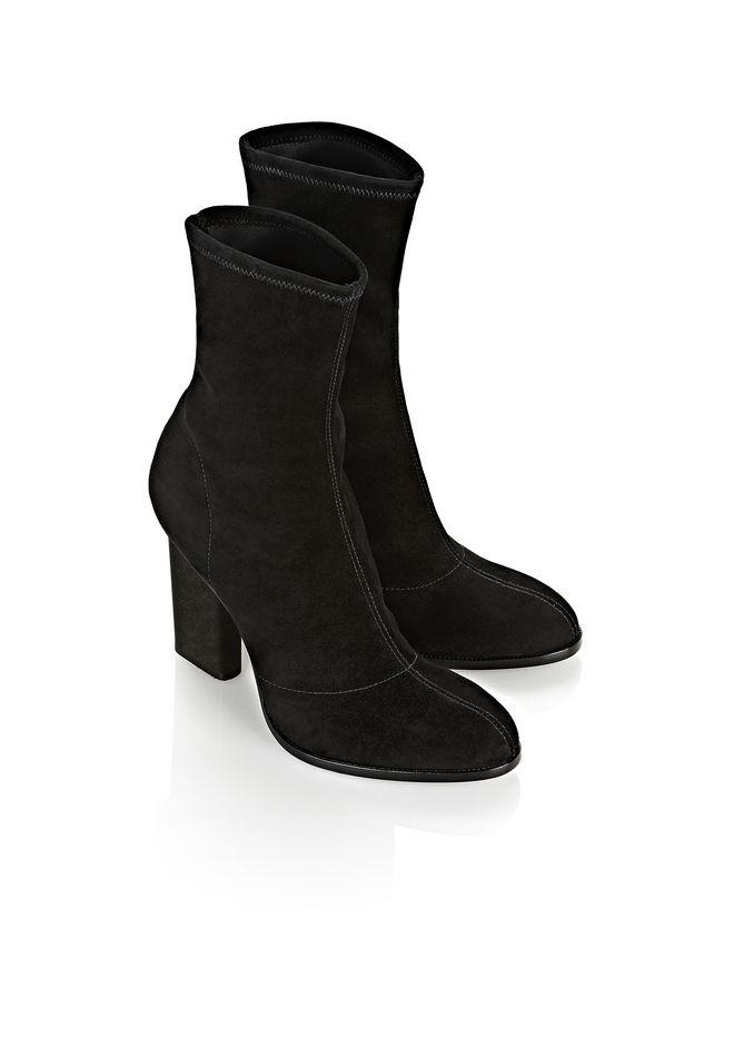 ALEXANDER WANG GIA SUEDE HIGH HEEL BOOTIE 靴子 Adult 12_n_d
