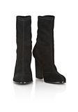 ALEXANDER WANG GIA SUEDE HIGH HEEL BOOTIE 靴子 Adult 8_n_a